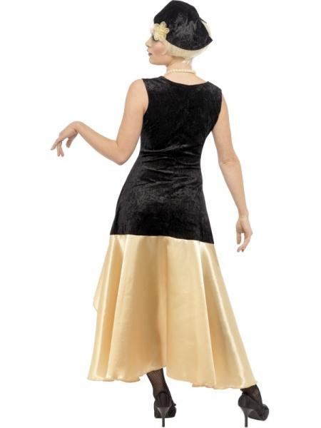 bcabe1ca950 Kostým Prohibice Deluxe - dámský - Půjčovna kostýmů