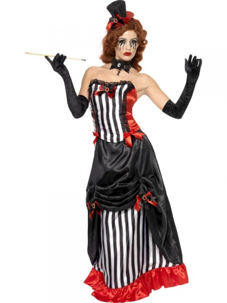 Kostým Vampírka s dlouhou sukní. Úvod   Karnevalové kostýmy ... 62f0f15262f